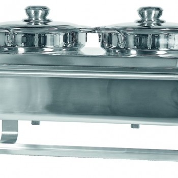 Chafing-Dish- Suppenstation